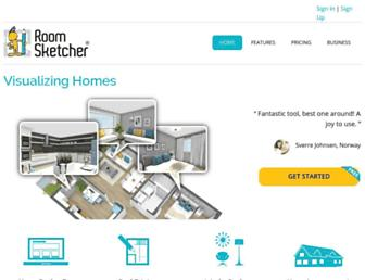 roomsketcher.com screenshot