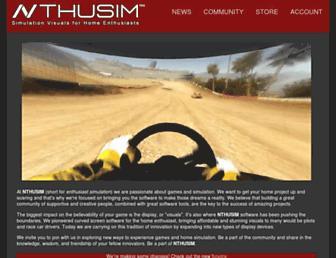 nthusim.com screenshot