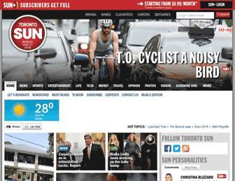 Thumbshot of Torontosun.com