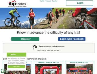 ibpindex.com screenshot