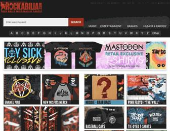 Thumbshot of Rockabilia.com