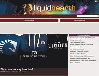 Thumbshot of Liquidhearth.com