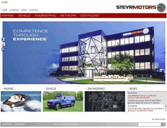 Thumbshot of Steyr-motors.com