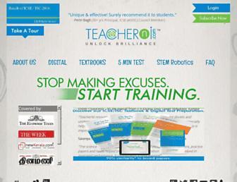 Thumbshot of Teacherni.com