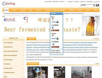 Thumbshot of Cqindustry.com