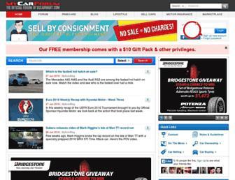 mycarforum.com screenshot
