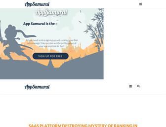 appsamurai.com screenshot