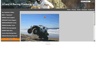 jjandaracing.com screenshot