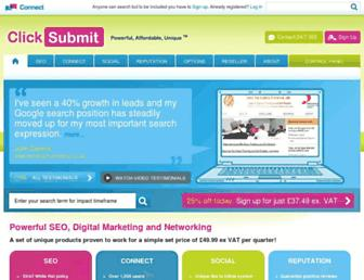 Thumbshot of Clicksubmit.co.uk
