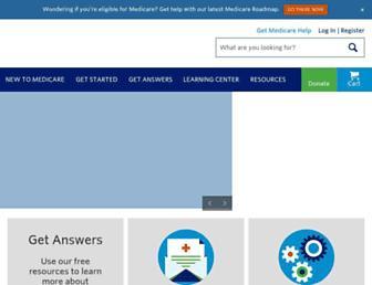 medicareinteractive.org screenshot