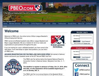 pbeo.com screenshot
