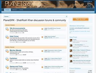 planetsrk.com screenshot