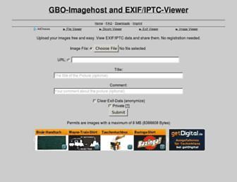 Thumbshot of Gbimg.org