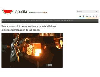 Thumbshot of Lapatilla.com