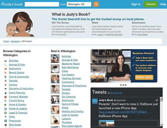 judysbook.com screenshot