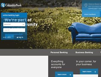 Thumbshot of Columbiabank.com