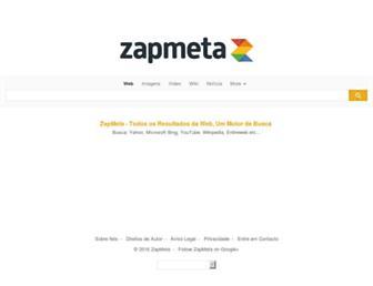 zapmeta.com.br screenshot