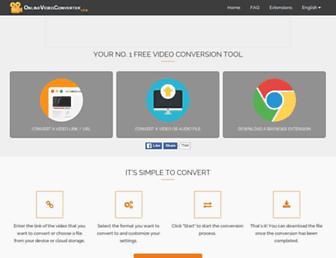 Thumbshot of Onlinevideoconverter.com