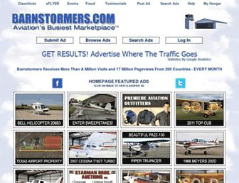 Thumbshot of Barnstormers.com