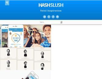 hashslush.com screenshot