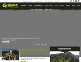 Thumbshot of Stevenspass.com