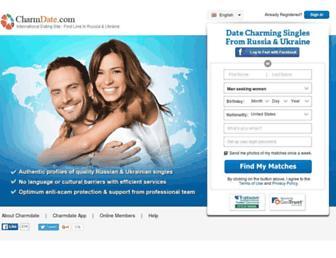 Thumbshot of Charmingdate.com