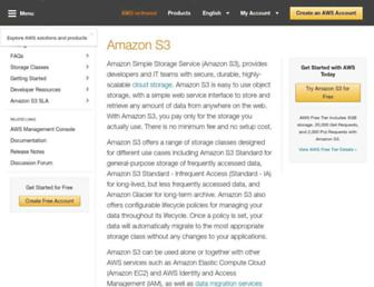 s3-eu-west-1.amazonaws.com screenshot
