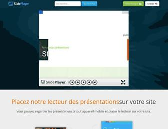 slideplayer.fr screenshot