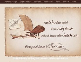 sketch.com screenshot