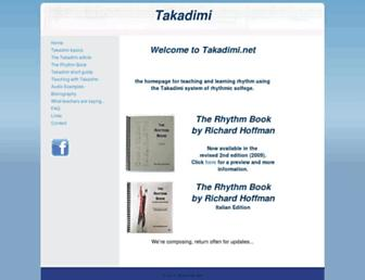 takadimi.net screenshot