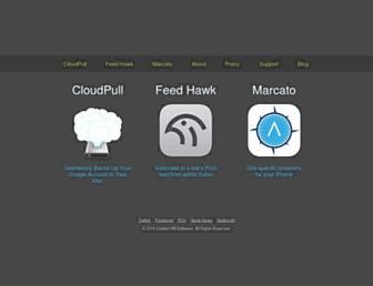 goldenhillsoftware.com screenshot