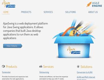 creamtec.com screenshot