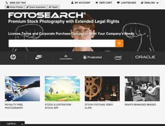 fotosearch.co.uk screenshot
