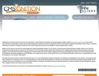Thumbshot of Cmsignition.co.za