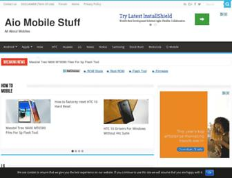 aiomobilestuff.com screenshot