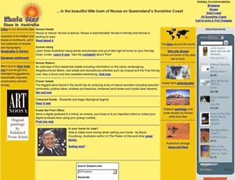 koalanet.com.au screenshot