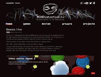 Thumbshot of Mindistortion.tv
