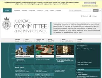 jcpc.uk screenshot