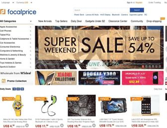 Thumbshot of Focalprice.com