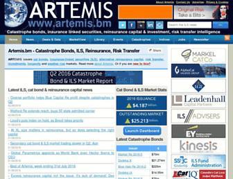 artemis.bm screenshot