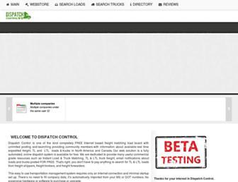 dcontrol.com screenshot