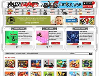 Thumbshot of Maxgames.com
