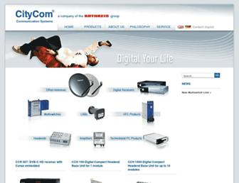 citycom.tv screenshot