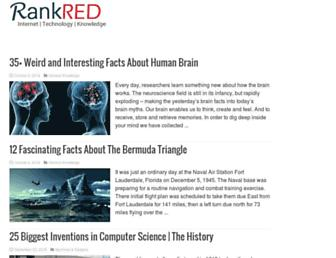 rankred.com screenshot
