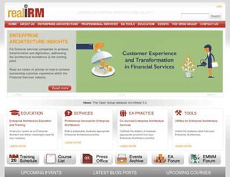 realirm.com screenshot