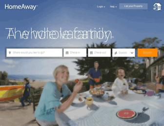 homeaway.ca screenshot
