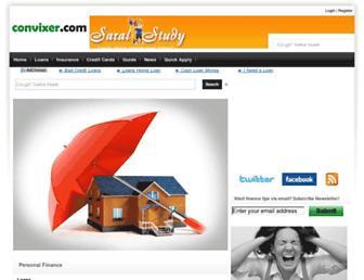 convixer.com screenshot