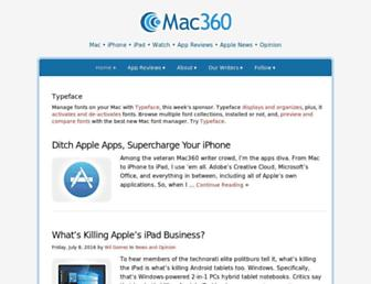 mac360.com screenshot