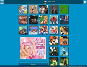 juegosfriv2015.com screenshot