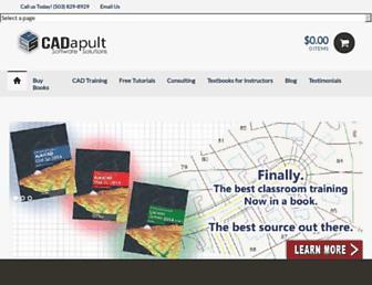 cadapult-software.com screenshot